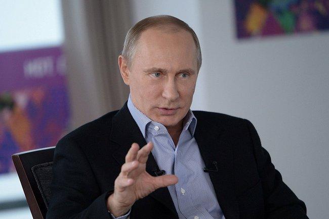 Trump's running mate. Official Kremlin photo (cc) 2014 via Global Panorama.