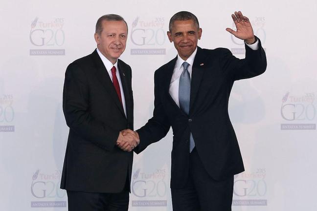 Turkey Hosts The G20 World Leader's Summit