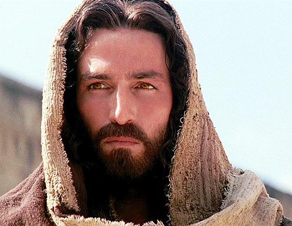 Jim Caviezel as Jesus docu